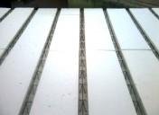 Telha de Concreto - Pré Laje com Tavela Isopor